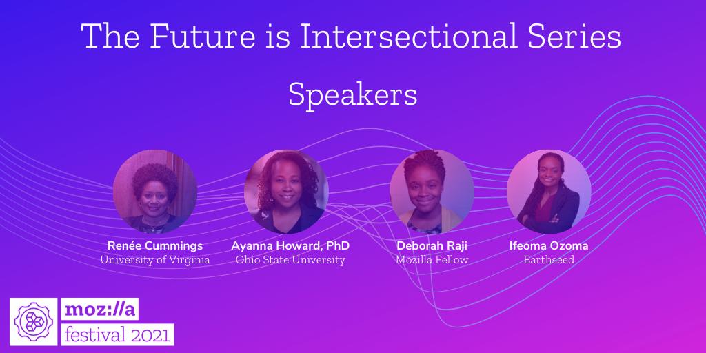 Meet the panelists at MozFest