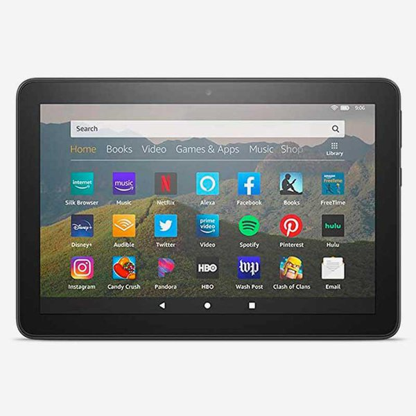 link to Amazon Fire HD Tablets