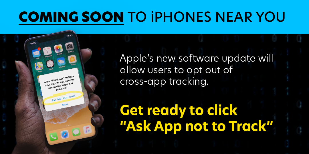 Coming soon to iPhone: Get ready to click 'Ask App not to Track'