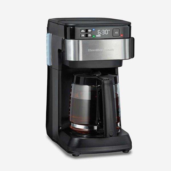 link to Hamilton Beach Smart Coffee Maker