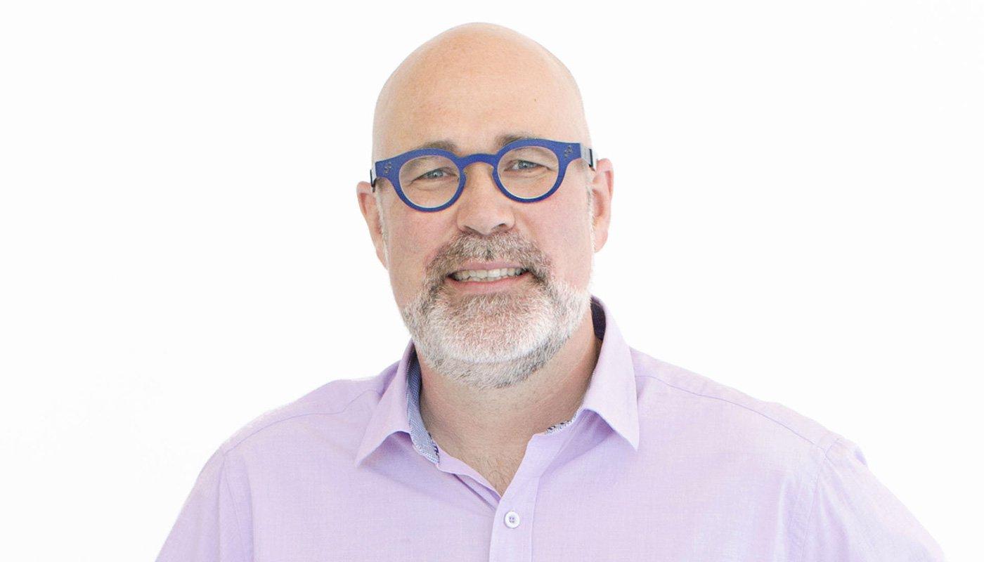 Mark Surman, Headshot