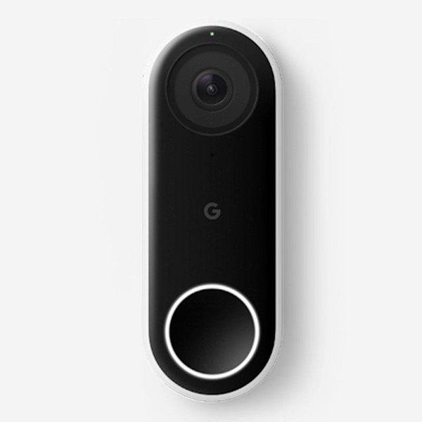 link to Google Nest Hello Video Doorbell