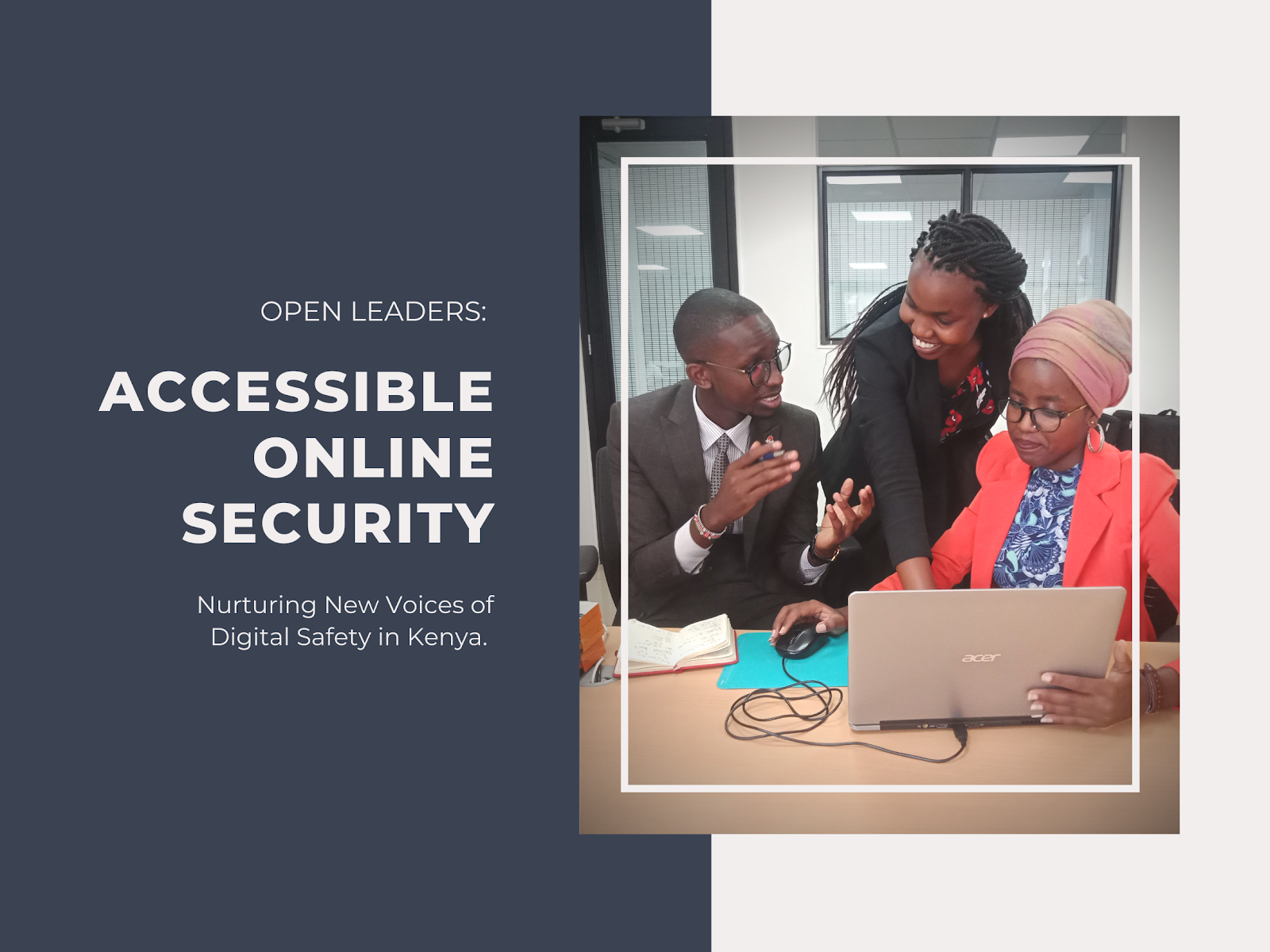 Accessible Online Security