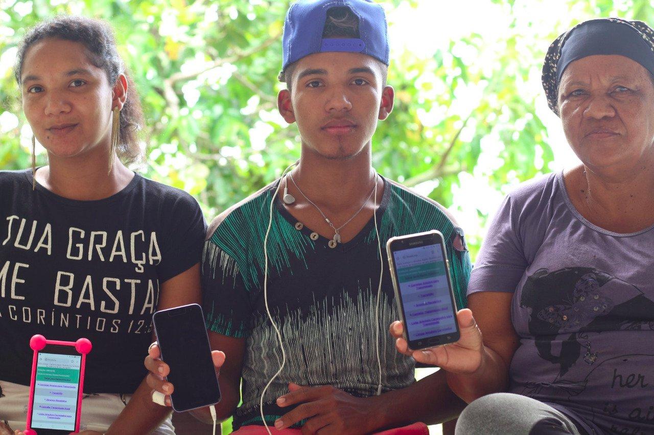 HERMES users in Brazil