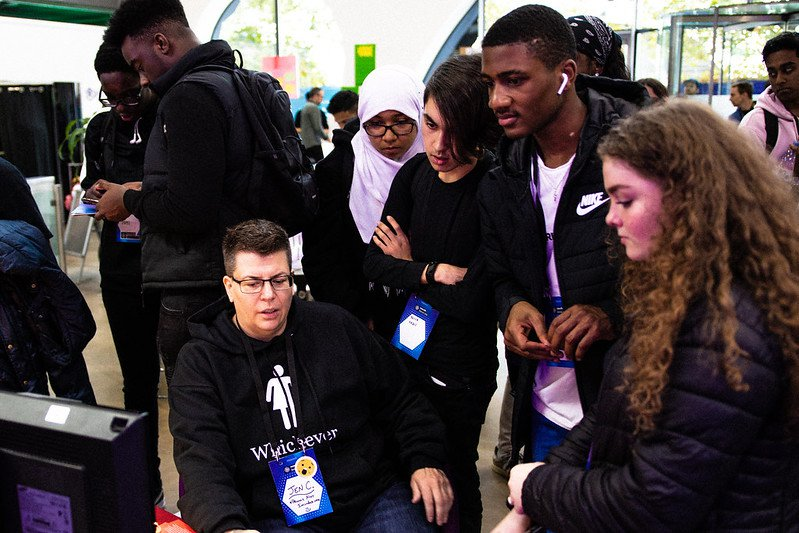 Digital Rights Community at MozFest 2019
