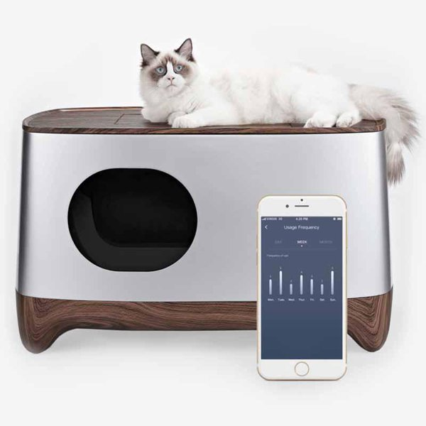 link to ikuddle Auto-Pack Litter Box